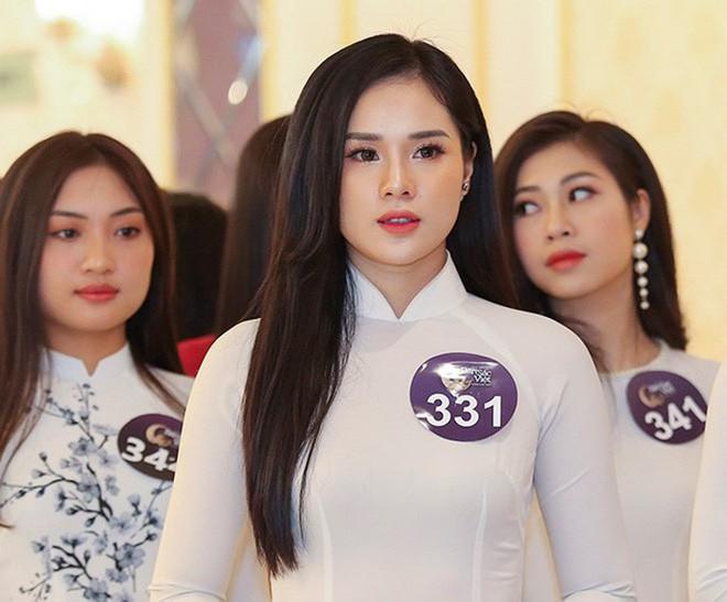 Trọng Đại và bạn gái Huyền Trang: Nghi vấn rạn nứt tình cảm vì tham vọng thi hoa hậu - Ảnh 4.