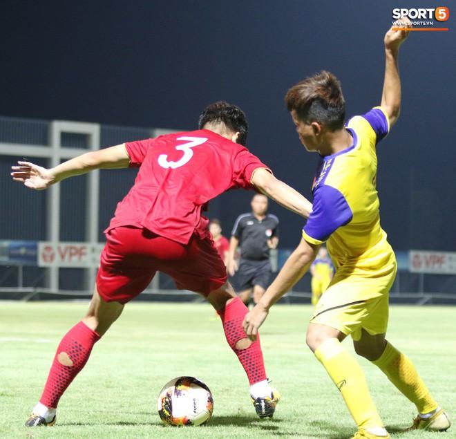 Đánh bại U18 Việt Nam, HLV Park Hang-seo phát hiện nhân tố thay thế Đình Trọng tại SEA Games - Ảnh 5.