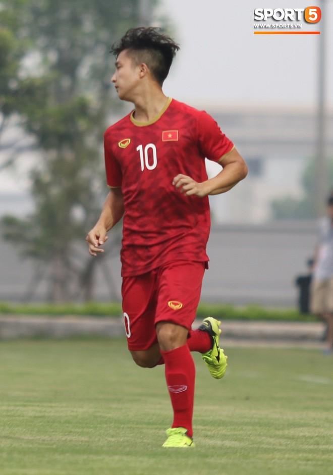 Đánh bại U18 Việt Nam, HLV Park Hang-seo phát hiện nhân tố thay thế Đình Trọng tại SEA Games - Ảnh 9.