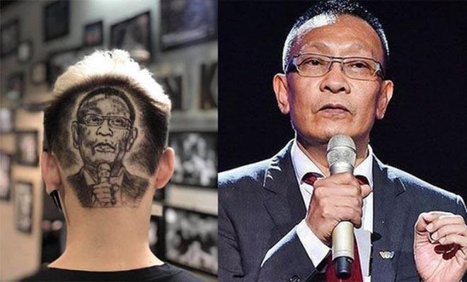 Loạt sao Việt đình đám được fan cuồng khắc hình trên cơ thể - ảnh 1