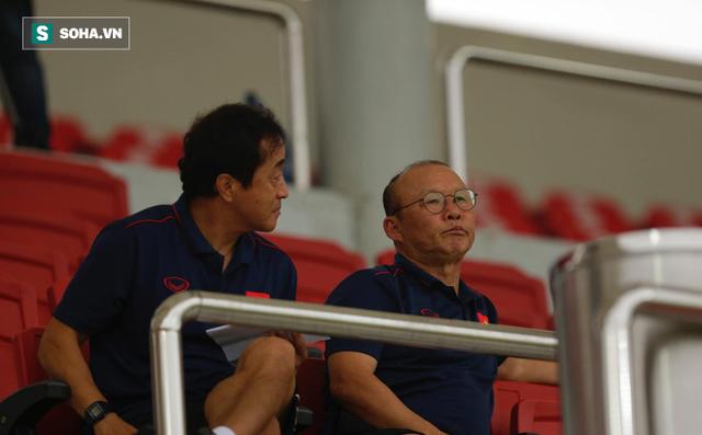 HLV Park Hang-seo tạm dừng đàm phán hợp đồng vì mục tiêu lớn - Ảnh 1.