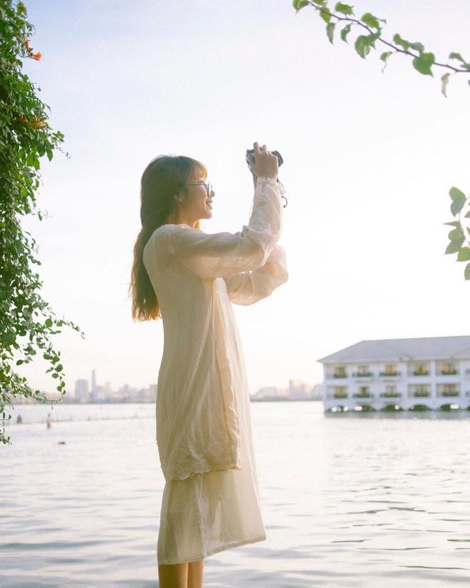 Định vị ngay tọa độ con hẻm nhìn ra hồ Tây cực thơ mộng làm giới trẻ Hà Nội đứng ngồi không yên mấy ngày nay - Ảnh 18.
