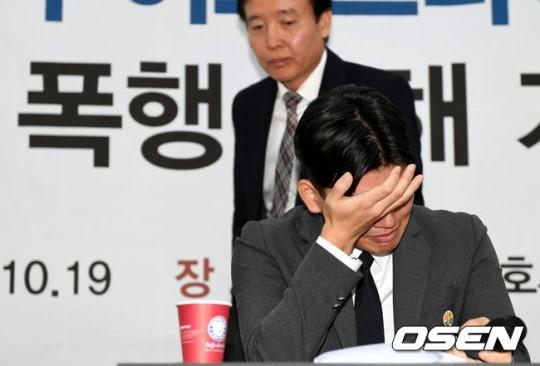 Tân Hoa hậu Hàn Quốc bị netizen đòi tước vương miện vì scandal bạo hành phải đi tù của ông bố giàu có  - Ảnh 4.