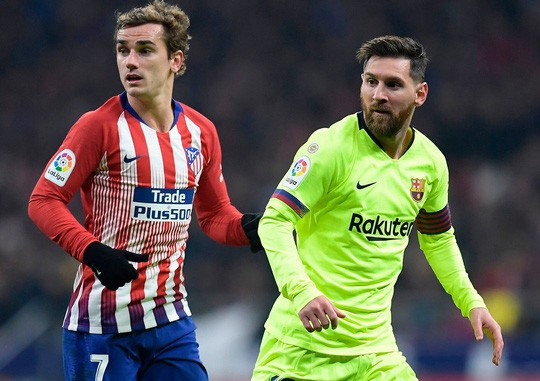 Bom tấn Griezmann gia nhập Barcelona, Atletico dọa kiện ra tòa - Ảnh 2.