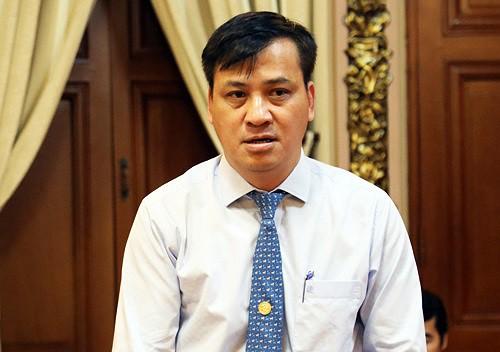 Phó Chủ tịch TPHCM Võ Văn Hoan: Đầu nậu, cò đất xây lụi xã phường biết hết - Ảnh 2.