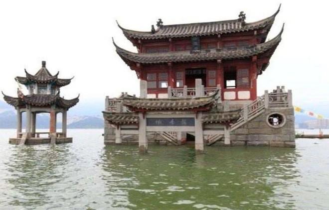 """Kỳ lạ ngôi chùa """"nhẫn giả"""", một năm chỉ xuất hiện một lần tại Trung Quốc - Ảnh 2."""