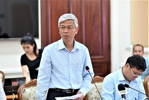 Phó Chủ tịch TPHCM Võ Văn Hoan: Đầu nậu, cò đất xây lụi xã phường biết hết - Ảnh 3.