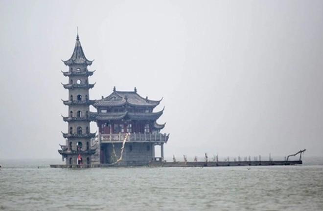 """Kỳ lạ ngôi chùa """"nhẫn giả"""", một năm chỉ xuất hiện một lần tại Trung Quốc - Ảnh 3."""