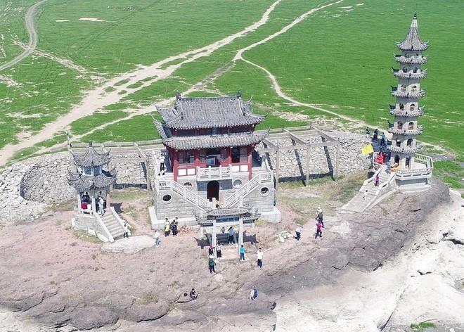 """Kỳ lạ ngôi chùa """"nhẫn giả"""", một năm chỉ xuất hiện một lần tại Trung Quốc - Ảnh 4."""