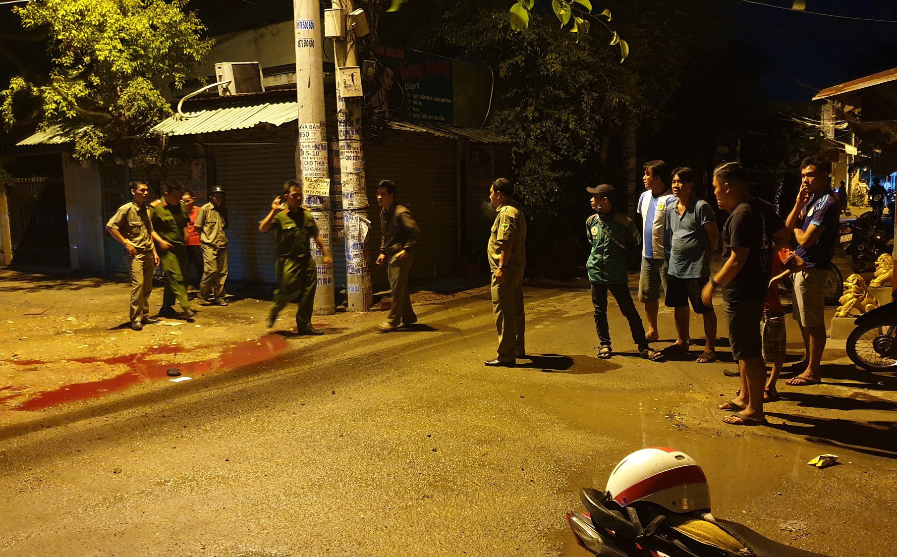 Bắt nhóm thanh niên tham gia hỗn chiến ở Sài Gòn khiến 1 người tử vong
