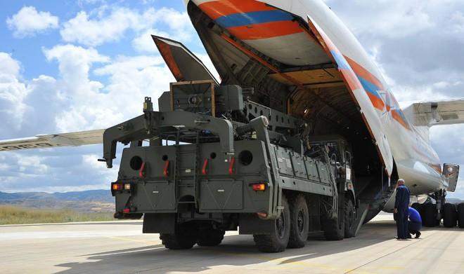Nga chưa giao thành phần cốt lõi, thương vụ S-400 với Thổ vẫn có thể bị hủy vào phút chót? - ảnh 1
