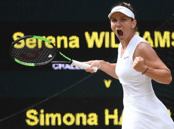Cảm xúc của Hoa khôi phẫu thuật ngực khủng vô địch Wimbledon - Ảnh 2.