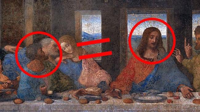 5 bí mật cực ít người biết ẩn sau những bức họa của thiên tài Leonardo da Vinci - Ảnh 3.