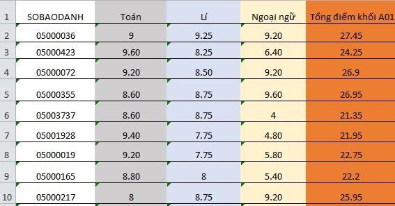 """Hà Giang - Hòa Bình - Sơn La """"đội sổ"""" điểm thi thấp, tỉ lệ trượt tốt nghiệp tăng - Ảnh 2."""