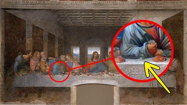 5 bí mật cực ít người biết ẩn sau những bức họa của thiên tài Leonardo da Vinci - Ảnh 4.