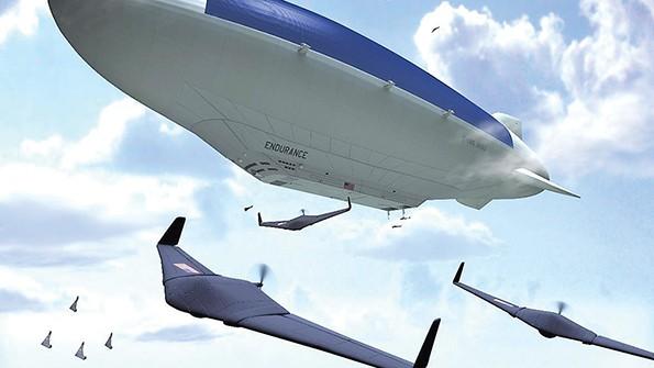 Tiềm năng không giới hạn của khinh khí cầu trong quân sự - Ảnh 7.