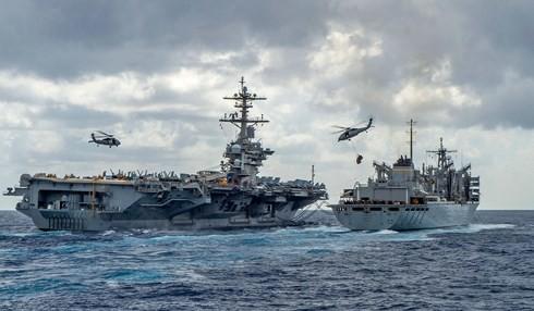 Phóng loạt sát thủ diệt hạm, Trung Quốc sắp soán ngôi Mỹ ở Biển Đông? - ảnh 1