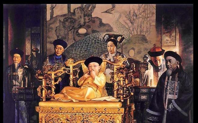 Phổ Nghi lên ngôi vua, cha đẻ nói 1 câu xui xẻo, không ngờ vài năm sau đã thành hiện thực - Ảnh 5.