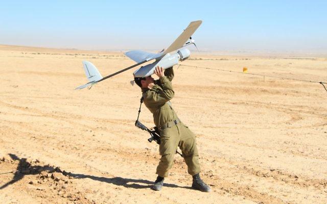 Máy bay trinh sát của Israel bị bắn rơi ở Gaza - Sẽ có đòn thù? - Ảnh 1.