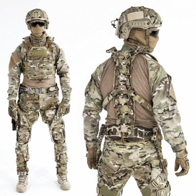 Mỹ-Nga đã có cách biến siêu chiến binh thành người lính bằng da thịt và kim loại? - Ảnh 5.