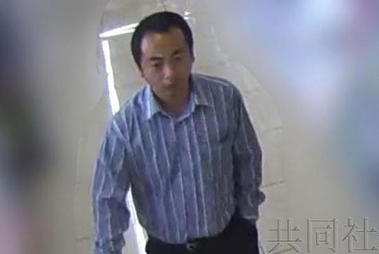Mặt của nghi phạm Mao Lập Cương đã được công khai.