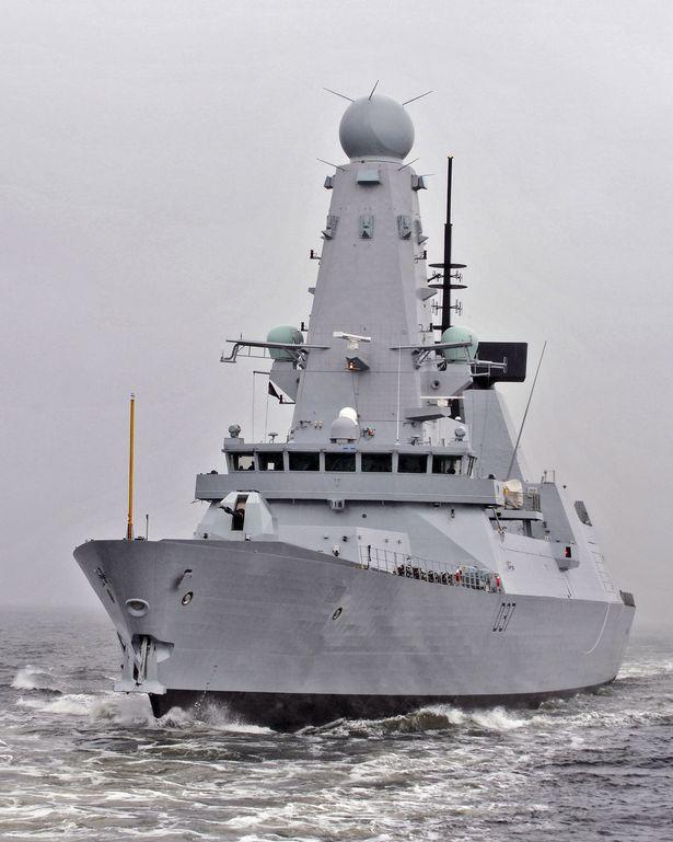 Iran thích điều này: Lộ điểm yếu khiến Hải quân Anh bẽ bàng - Ảnh 2.