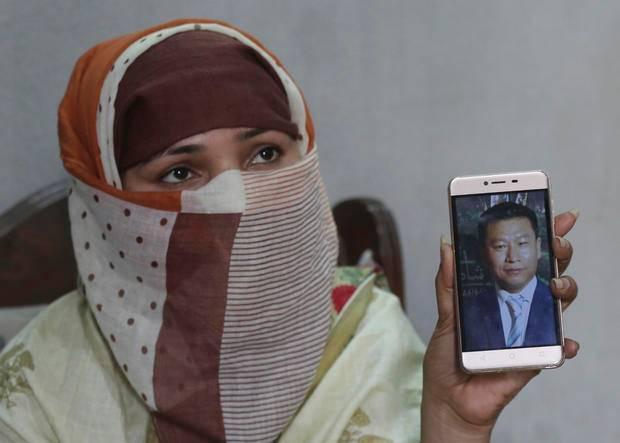 Chuyện giải cứu một cô dâu 19 tuổi bị gả bán sang Trung Quốc làm gái mại dâm - Ảnh 1.