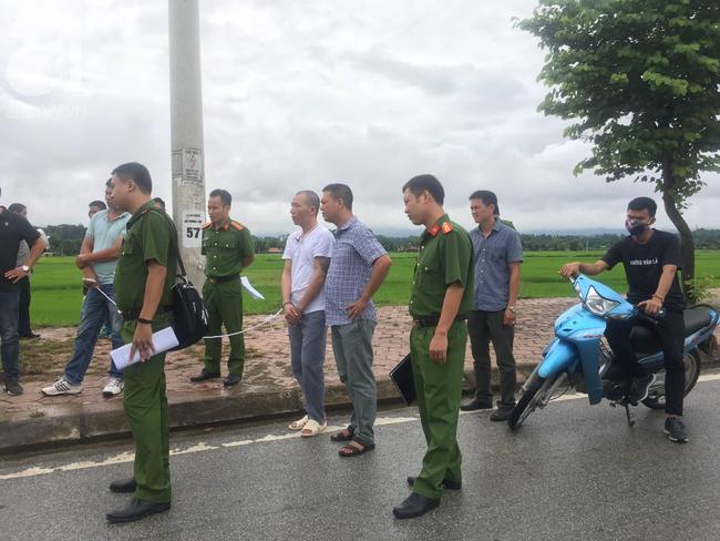 Hơn 100 cảnh sát đang bảo vệ khu vực thực nghiệm hiện trường vụ nữ sinh giao gà  ở Điện Biên - Ảnh 3.