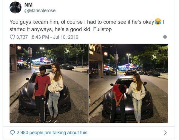 Cư dân mạng ném đá bé trai chụp ảnh bên siêu xe người lạ và phản ứng gây sốc của chủ xe - Ảnh 5.