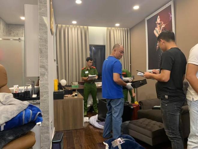 Ca sĩ Nhật Kim Anh trình báo bị trộm dùng xà beng cạy 2 két sắt lấy 5 tỷ đồng trong biệt thự ở Sài Gòn - Ảnh 8.