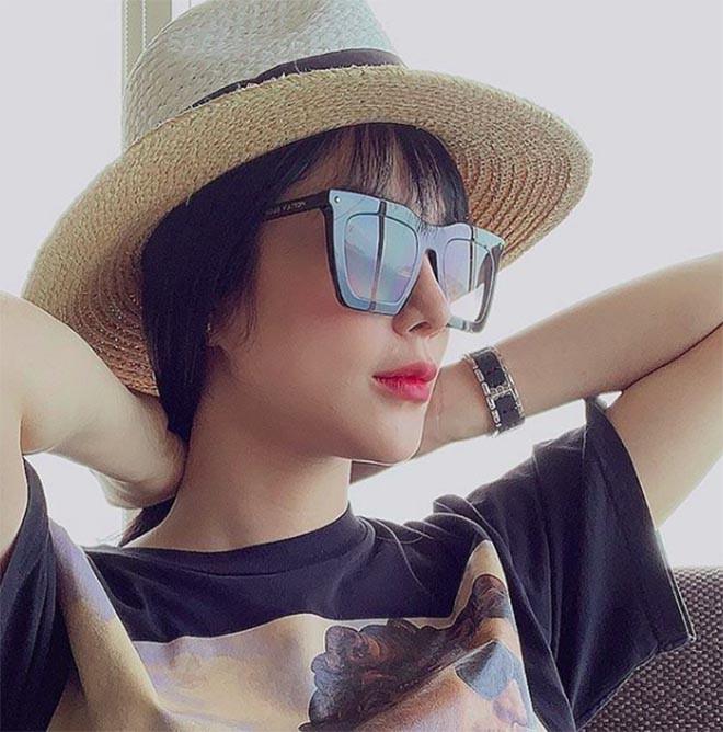 Diệp Lâm Anh mang bầu lần 2: Sống sang chảnh, nghiện chụp ảnh bikini nóng bỏng - Ảnh 6.