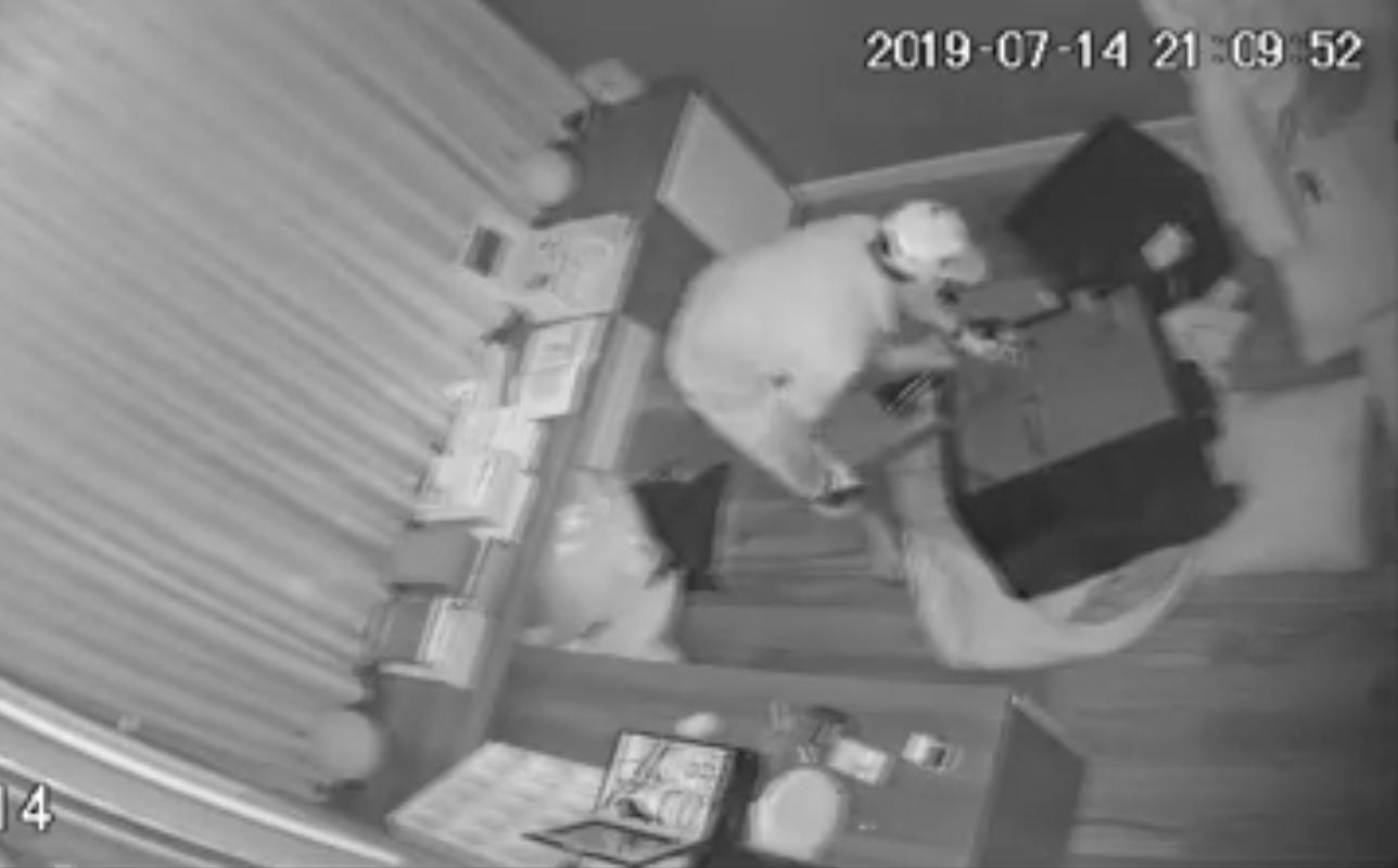 Ca sĩ Nhật Kim Anh công khai hình ảnh camera vụ trộm đột nhập lấy 5 tỉ đồng trong biệt thự