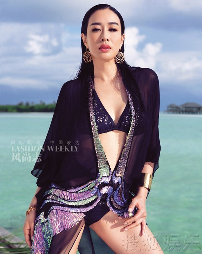 Nhan sắc của các người đẹp châu Á lấy chồng đáng tuổi cháu - Ảnh 11.