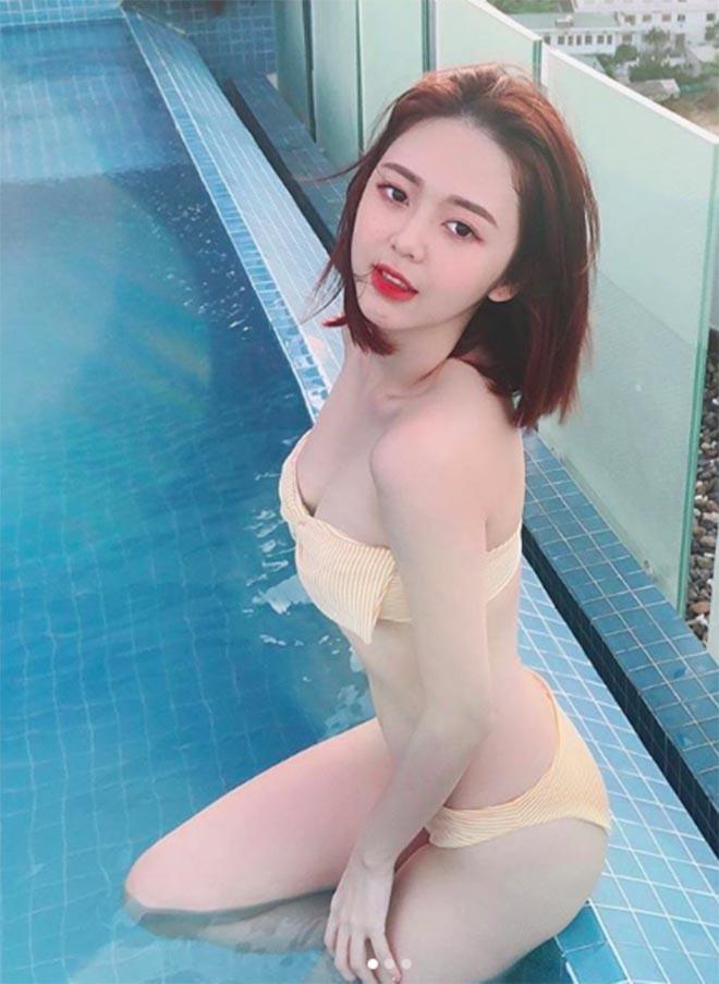 Bạn gái tin đồn tài năng, mê chụp ảnh sexy của Trịnh Thăng Bình