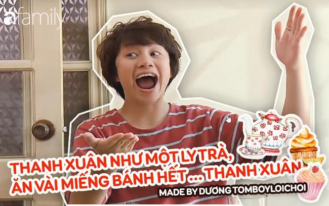 Thanh xuân như ly trà của Dương Tomboyloichoi vừa thành hot trend, dân mạng đã kịp chế 1001 phiên bản cực hài - Ảnh 1.