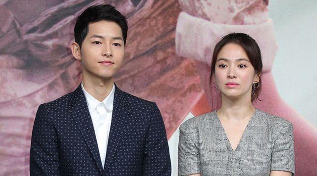 Phía sau sự im lặng của Song Hye Kyo: Cách cư xử văn minh hậu ly hôn hay kẻ thất thế vì bị Song Joong Ki nắm thóp? - Ảnh 3.