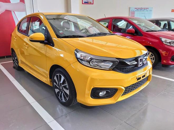 Điều chỉnh giá tính lệ phí trước bạ: Honda Brio, Vinfast Fadil và Mazda CX8 là bao nhiêu? - Ảnh 3.