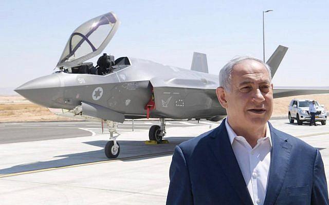 F-35 khiến Iran hoảng loạn cùng cực mà không tốn 1 viên đạn: Nụ cười bí hiểm của TT Israel - Ảnh 1.