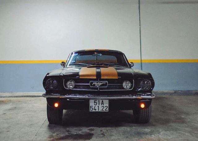 54 năm tuổi, Ford Mustang độc nhất Việt Nam chào bán giá hơn 1 tỷ đồng - Ảnh 1.
