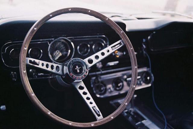 54 năm tuổi, Ford Mustang độc nhất Việt Nam chào bán giá hơn 1 tỷ đồng - Ảnh 3.