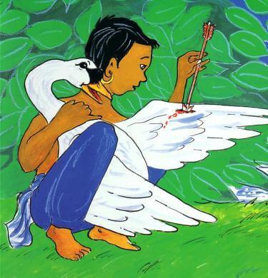 Cứu sống thiên nga từ tay anh họ, Đức Phật chốt lại 1 câu bất cứ ai cũng nên lắng nghe - Ảnh 2.