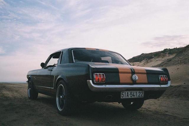 54 năm tuổi, Ford Mustang độc nhất Việt Nam chào bán giá hơn 1 tỷ đồng - Ảnh 4.