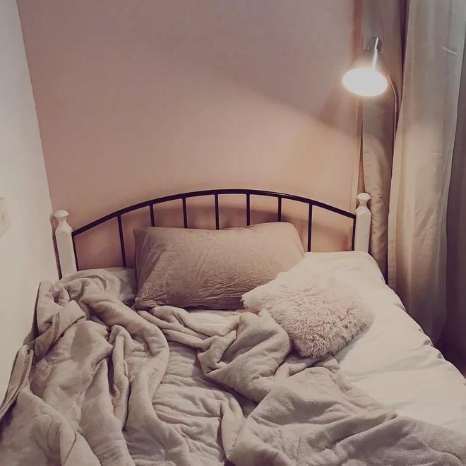 Thuê phải căn phòng trọ 15m2 ẩm mốc, cô gái dành hẳn 2 tháng liền để cải tạo thành không gian sống ấm cúng - Ảnh 7.