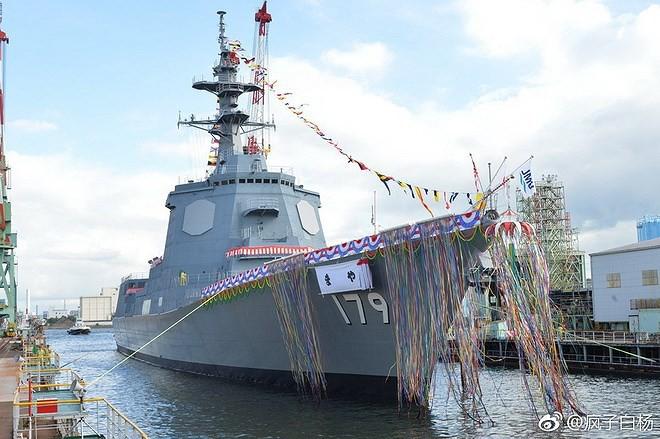 Trung Quốc giật mình khi Nhật Bản nhanh chóng hạ thủy thêm khu trục hạm lớp Maya - Ảnh 6.