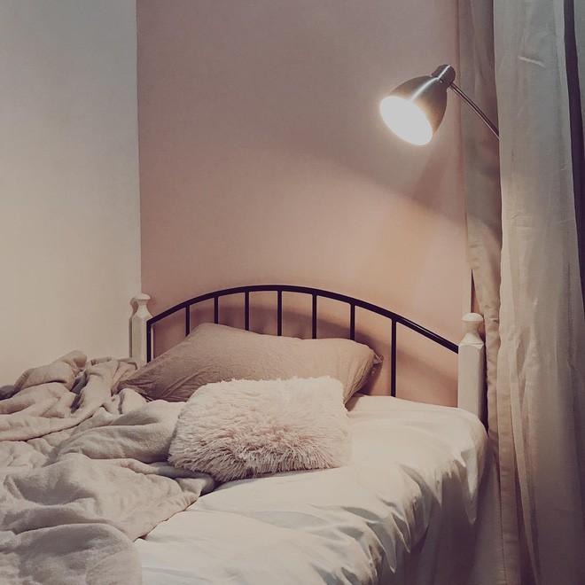 Thuê phải căn phòng trọ 15m2 ẩm mốc, cô gái dành hẳn 2 tháng liền để cải tạo thành không gian sống ấm cúng - Ảnh 8.