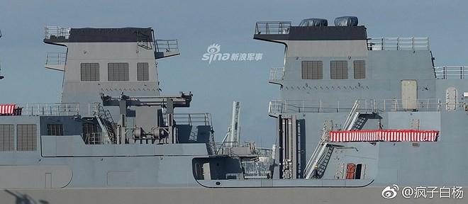 Trung Quốc giật mình khi Nhật Bản nhanh chóng hạ thủy thêm khu trục hạm lớp Maya - Ảnh 7.