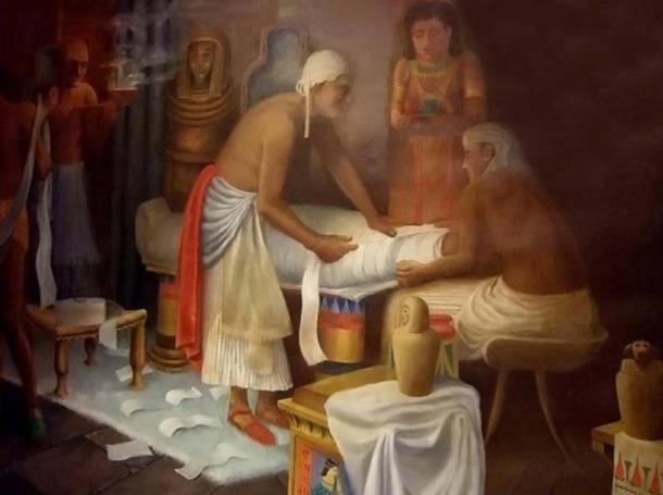 Phát hiện hàng trăm xác ướp được chôn xung quanh kim tự tháp cổ nhất thế giới - Ảnh 4.