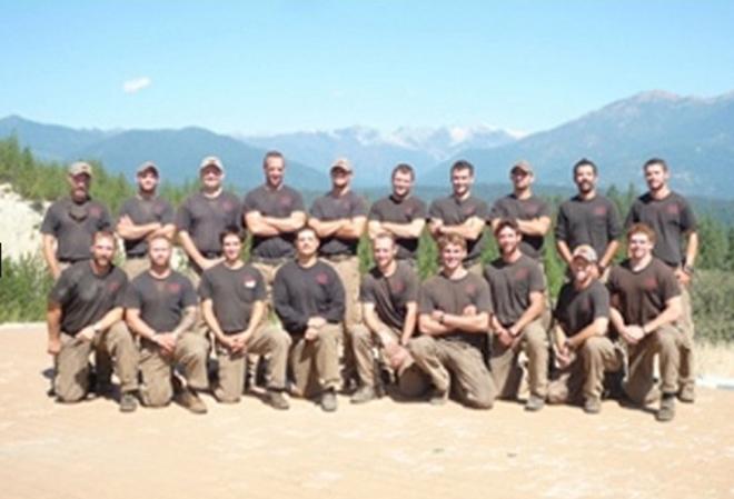 Bức ảnh 19 lính cứu hỏa cùng chung một số phận và câu chuyện thảm kịch trong vụ cháy rừng kinh hoàng nhất lịch sử nước Mỹ - Ảnh 6.