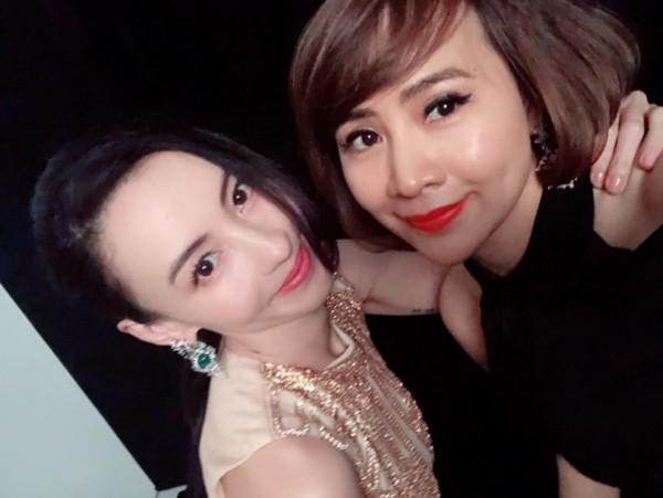 Trương Bá Chi đẹp kiêu sa khi diện trang phục của nhà thiết kế Tuyết Lê - ảnh 6