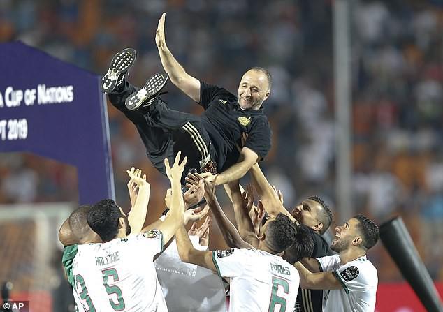 Người hùng Champions League bất lực, châu Phi tìm ra nhà vô địch sau trận cầu nghẹt thở - Ảnh 5.